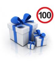 Выбрать подарок за покупку на 100 рублей (6)