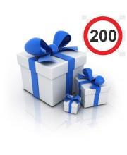 Выбрать подарок за покупку на 200 рублей (7)