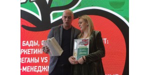 MIRRA – лауреаты премии «Здоровое питание»