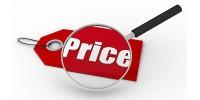 Изменение цен с 7 декабря 2020